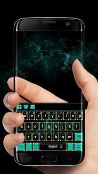 Simple Black Keyboard apk screenshot