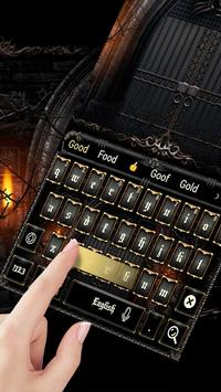 Hell Gate Keyboard Theme apk screenshot