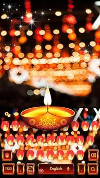 Diwali Keyboard Theme apk screenshot