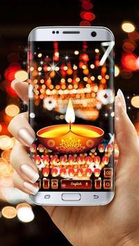 Diwali Keyboard Theme poster