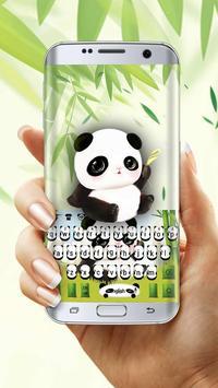 Lovely panda keyboard screenshot 3