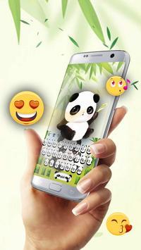 Lovely panda keyboard screenshot 1
