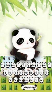 Lovely panda keyboard screenshot 2