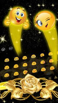 Gold Rose Keypad apk screenshot