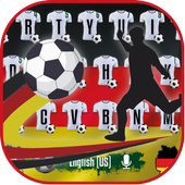 Germany Football Keyboard Theme icon