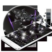 Purple Technology keyboard icon