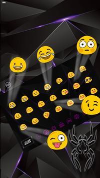 Purple Technology keyboard apk screenshot