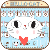 Cute Kitty Keyboard icon