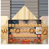 Graffiti keyboard icon