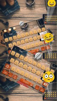 Graffiti keyboard poster