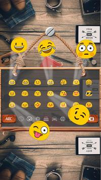 Graffiti keyboard apk screenshot