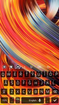Keyboard Theme for MI Mix 2 poster