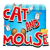 Cat and Mouse keyboard theme icon