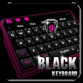 Black Keyboard Theme icon