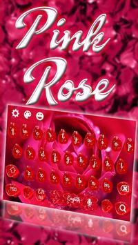 Rose Keypad poster