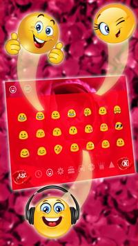 Rose Keypad apk screenshot