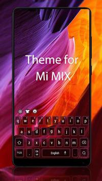 Theme for Mi MIX poster