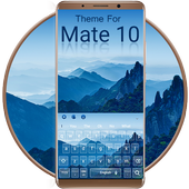 Theme For Mate 10 icon