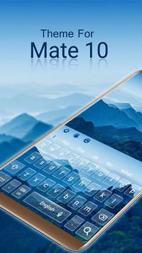 Theme For Mate 10 poster
