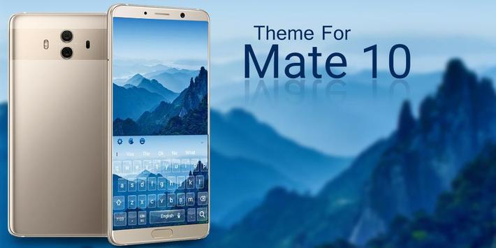 Theme For Mate 10 apk screenshot