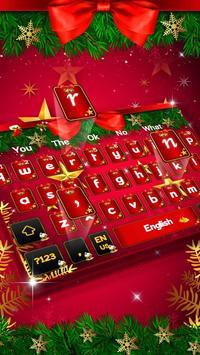 Christmas Bow Keyboard screenshot 2