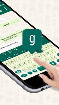 Teclado para Whatsapp - Diseñado para Whatsapp captura de pantalla 1