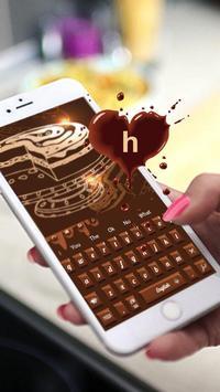 Sweet Chocolate Candy Keyboard screenshot 3