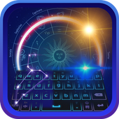 Horoscope keyboard - Free daily Free daily 2018 icon