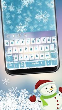 Winter Ice Crystal screenshot 2