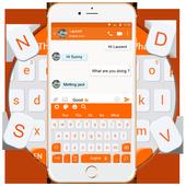 Keyboard Theme for Nimbuzz icon