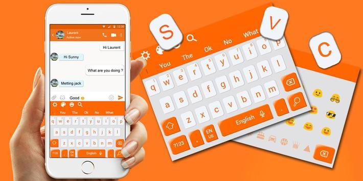 Keyboard Theme for Nimbuzz screenshot 4