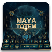 Maya totem magic games keyboard theme icon