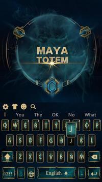 Maya totem magic games keyboard theme screenshot 4