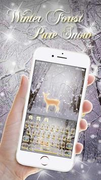 Winter Forest Pure Snow apk screenshot