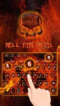 Hell fire devil Keyboard screenshot 2