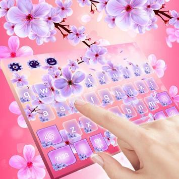 2019 Beautiful SMS Keyboard Themes screenshot 4