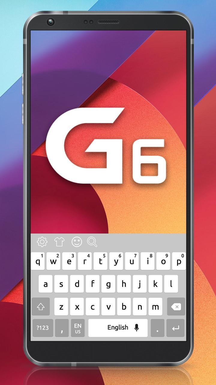 Keyboard for LG G6 Style Theme for Android - APK Download