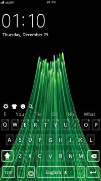 Theme for oppo R11 concise style HD keyboard theme screenshot 3