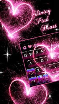 Shining Pink Heart screenshot 3