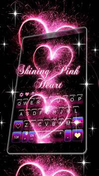Shining Pink Heart screenshot 2
