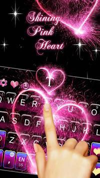 Shining Pink Heart screenshot 7
