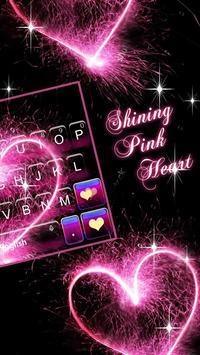Shining Pink Heart screenshot 4