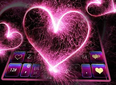 Shining Pink Heart screenshot 5