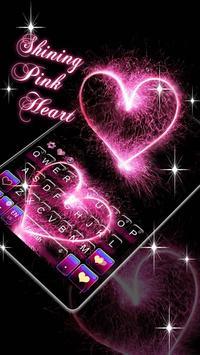 Shining Pink Heart screenshot 8