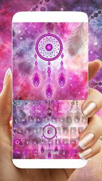 Lovely Dream Catcher Keypad Theme poster