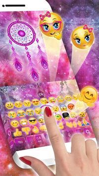 Lovely Dream Catcher Keypad Theme screenshot 2