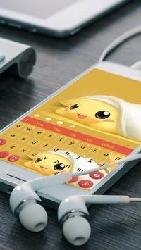 pikachu keyboard theme screenshot 1
