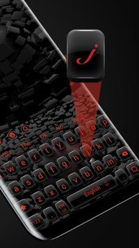 3D Red Black screenshot 1