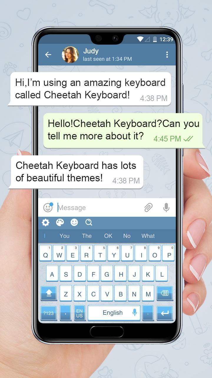Telegram Messenger Keyboard For Android Apk Download