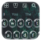 Forest keyboard icon